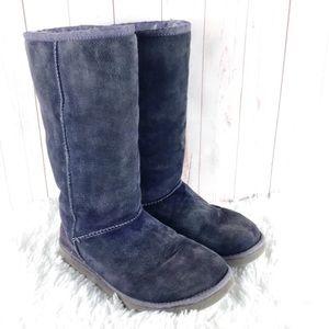 Ugg Australia Classic Purple Tall Boots Size 7